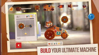 Cats Crash Arena Turbo Stars MOD APK v2.0 Super HD Terbaru 2017 Gratis Download