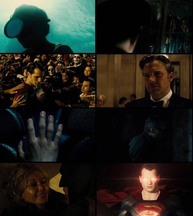Batman v Superman 2016 Extended Ultimate Edition English 720p WEB-DL