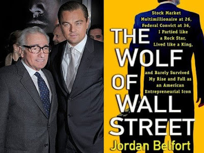 Wolf of Wall Street Movie, based on a true story