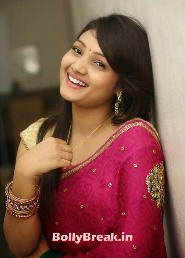 , Priyanka Photo gallery in Saree - 2014