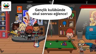 toca life school apk