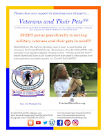 """Veterans and Their Pets"", ""Tour De PACLANTIC"", ""Harold & Daisy"""