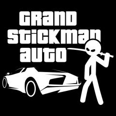 Grand Stickman Auto V Apk