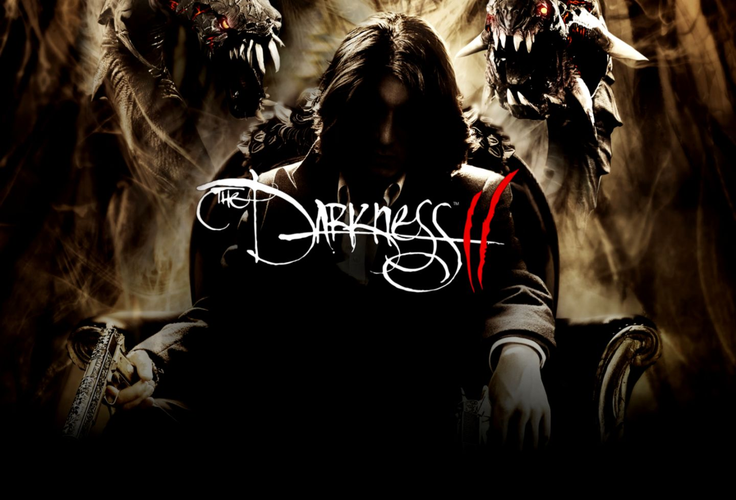 The Darkness II Review Just Push Start