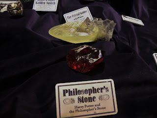 Piedra filosofal y The Crystal Goblet,  Warner Studio Tour London,, The Making of Harry Potter