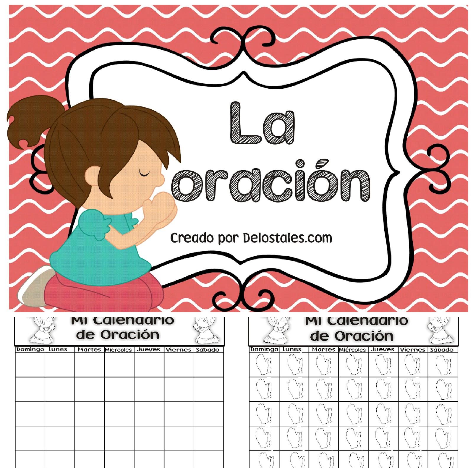 Calendario de oraci n de los tales for Informacion sobre el granito