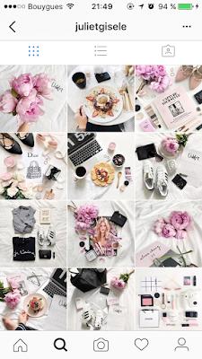 blog lifestyle lucileinwonderland lucile in wonderland favoris du moment instagram julietgisele
