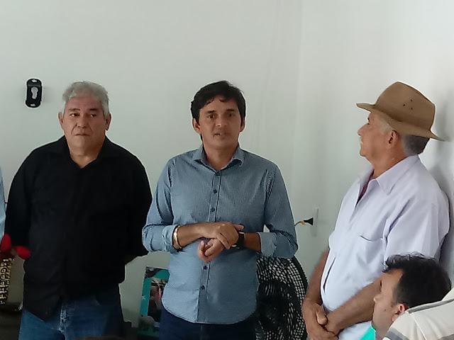 Lideranças comunitárias sertanejas declaram apoio incondicional a pré-candidatura de Daniella Tema.