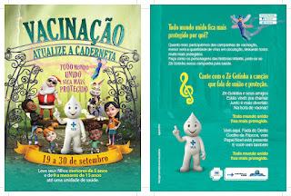 Campanha para atualizar vacinação de crianças e adolescentes em Teresópolis começa na segunda, dia 19