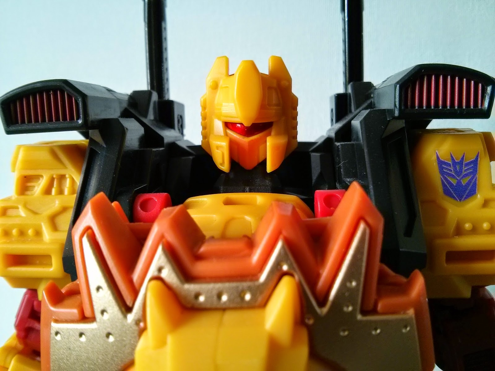 masterminds Razorclaw face