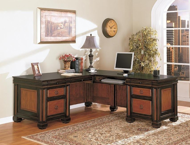 best buy corner quality wood home office furniture for sale
