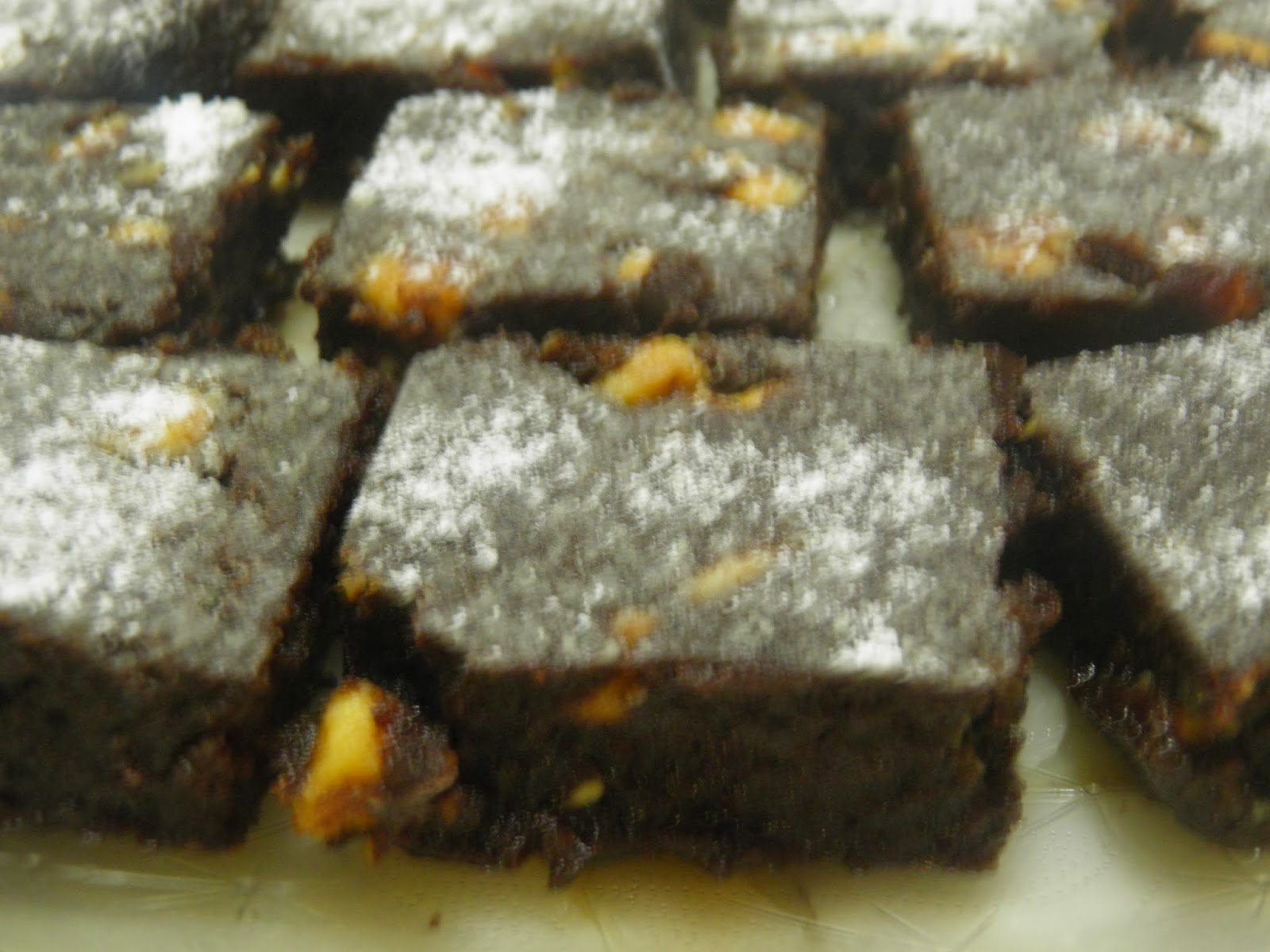 BROWNIE;  CHOCOLATE; SOBREMESA;