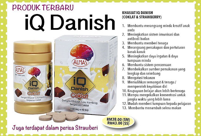 IQ Danish Almas