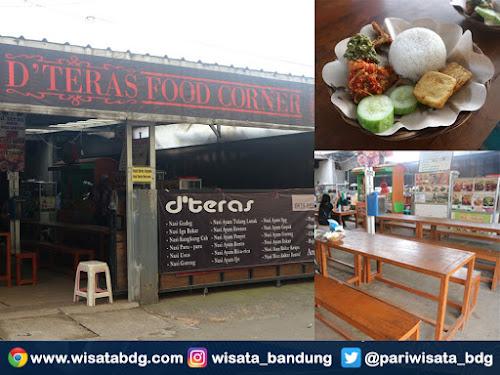 D Teras Food corner Bojongsoang