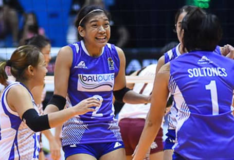 List of Players: Bali Pure Purest Water Defenders Shakey's V-League Season 13