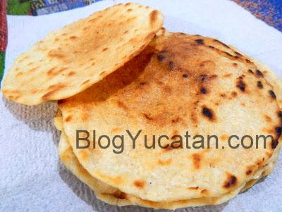Tortillas maiz nuevo yucatan