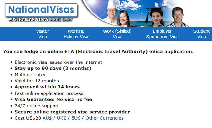 Servis buat visa Australia harga murah
