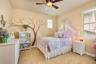 kamar tidur anak minimalis modern