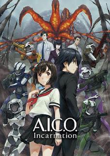 A.I.C.O. Incarnation - Legendado - Download | Assistir Online Em HD