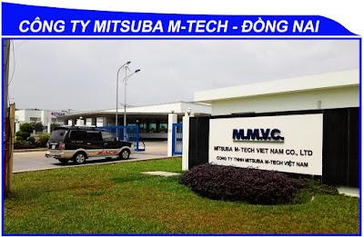 Công Ty Mitsuba M-Tech