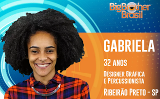 Instagram da Gabriela do BBB 19