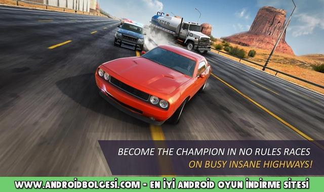 carx highway racing hile