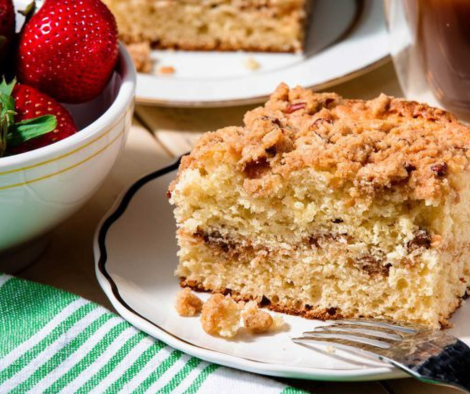 Classic Coffee Cake - food-drink-recipes.com