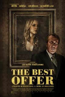 La migliore offerta - The Best Offer (2013) ταινιες online seires oipeirates greek subs