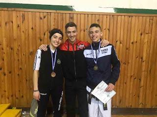 Τρεις αθλητές, τρία μετάλλια για τον Πρωτέα