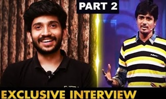 I have a past with Sivakarthikeyan   YT Fame Vj Kishen Das Interview   Fully Filmy Mind Voice