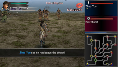 Dynasty Warriors (USA) PSP ISO-1