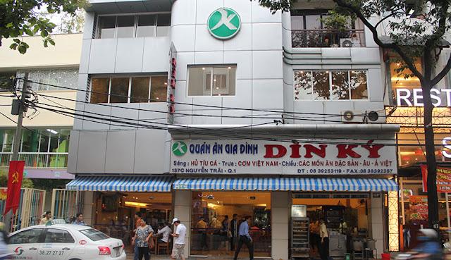 Dinky-restaurantes-Ho Chi Minh