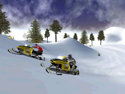 Ski-doo X-Team Racing