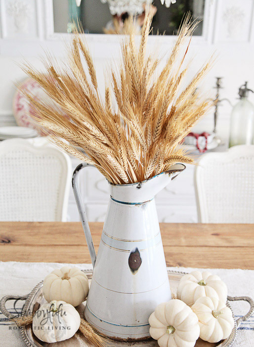 french country cottage decor fall