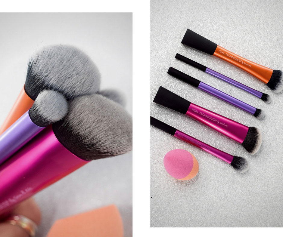 Real Techniques Pinsel, Setting Brush, Review, Test, Erfahrung
