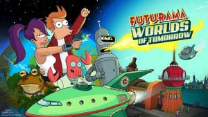 Futurama Worlds of Tomorrow Mod Apk Terbaru v1.5.3 Full Version