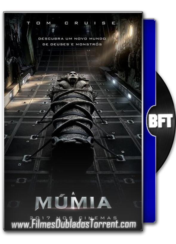 A Múmia 2017 BluRay 720p / 1080p Dublado