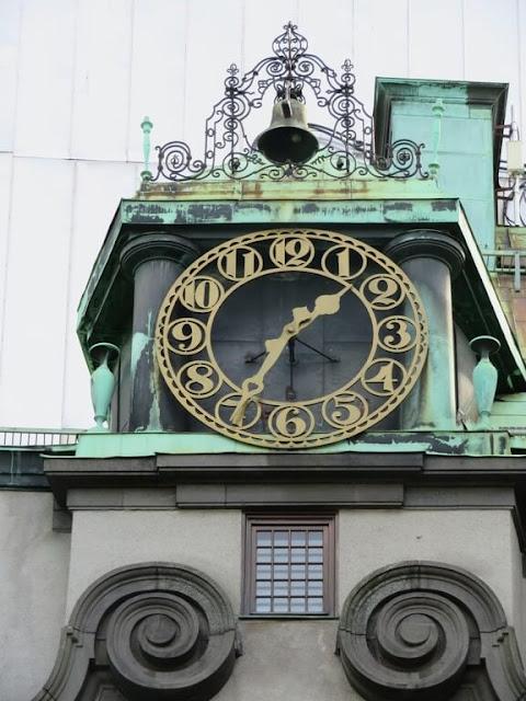RELÓGIOS de Estocolmo