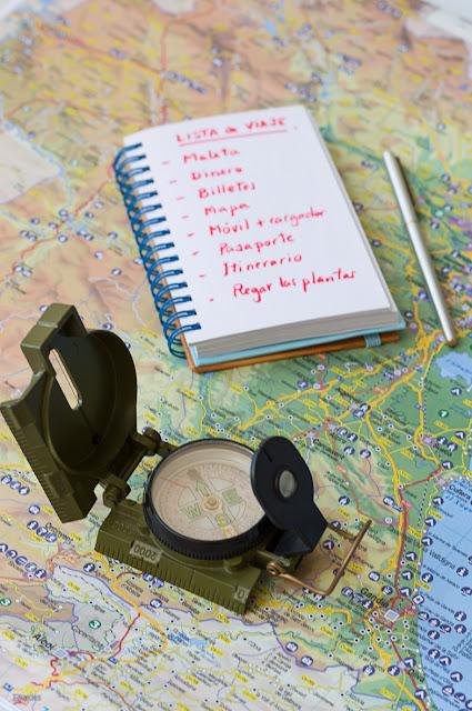 Evaldes / Viajar