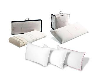 Duración de una almohada de fibra, de visco o de látex