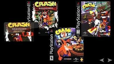 all-best-psp-games-download: Crash Bandicoot 1 + 2 Cortex Strikes