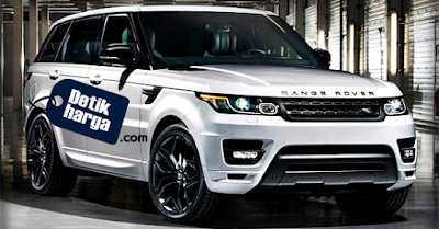 Harga Mobil Range Rover