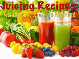 Juicing Recipes For Weight Loss