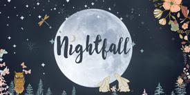 Nightfall by Maureen Cracknell