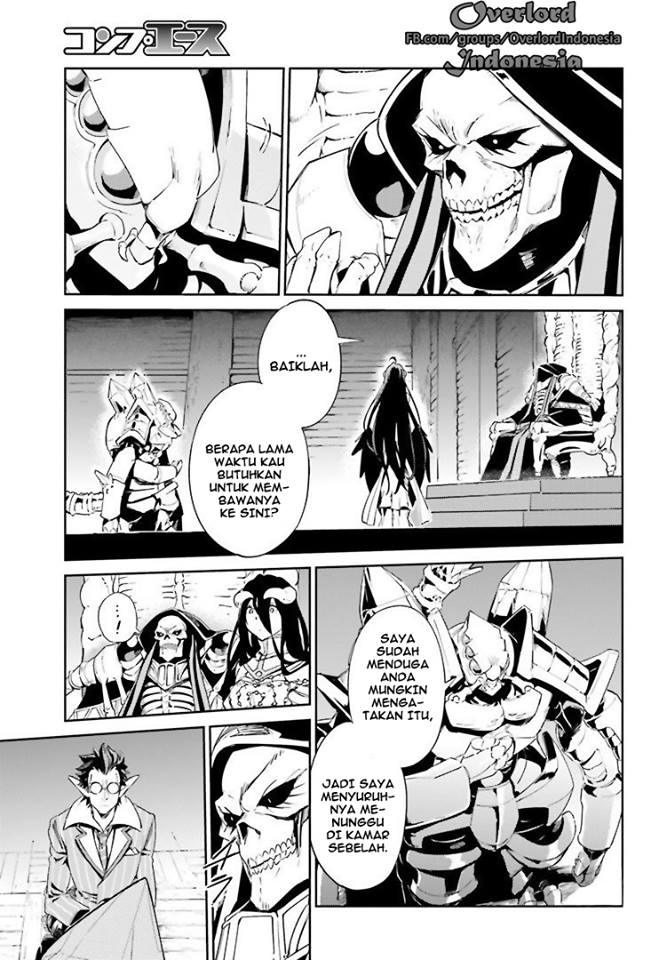 Overlord chapter 27 Bahasa Indonesia