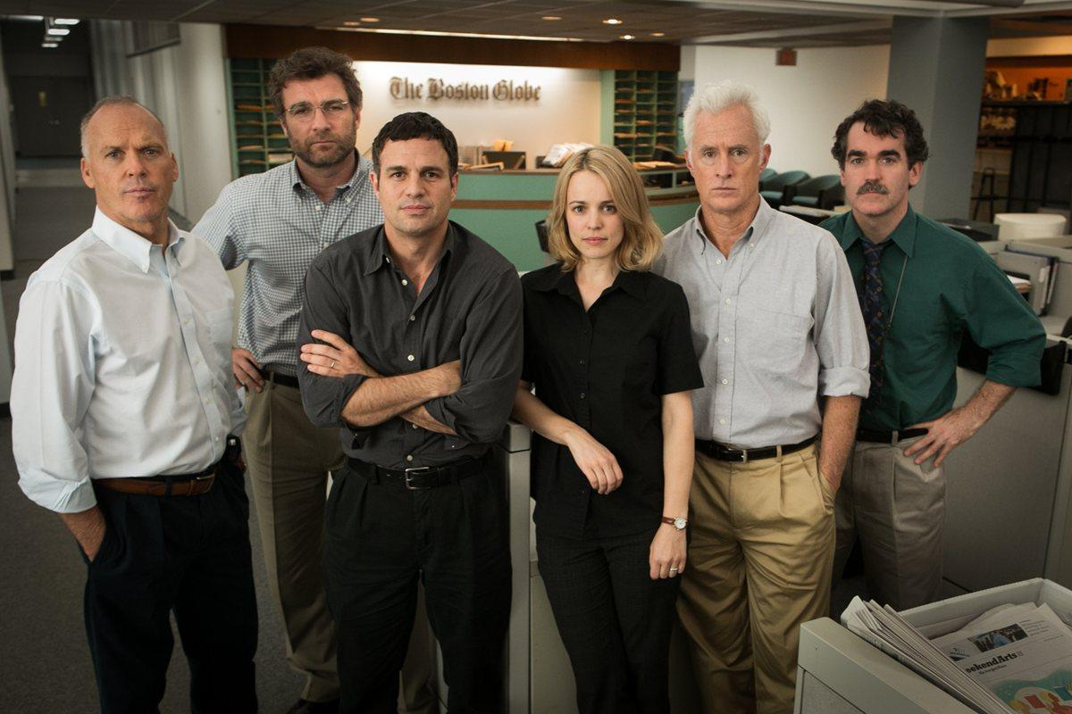 Película Recomendada: Spotlight