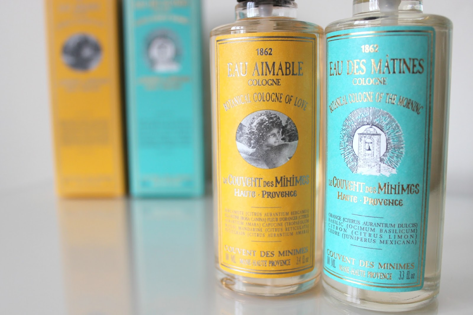 A picture of Le Couvent des Minimes Botanical Cologne