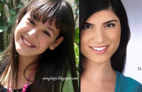 Daniela Mercado sebagai Lourdes