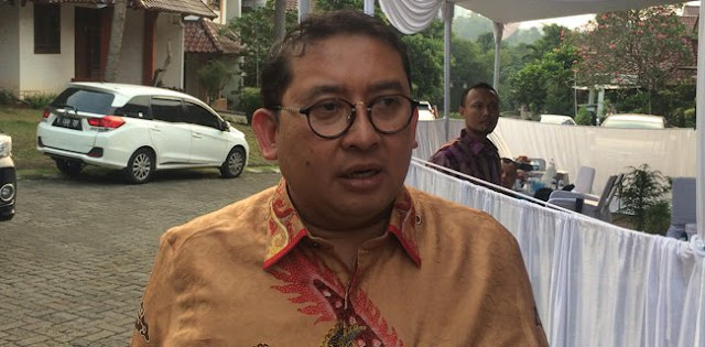 Fadli Zon Ingatkan Wiranto: Nanti Kepercik Muka Sendiri<i>!</i>