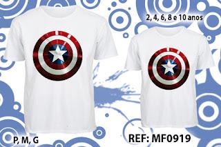 Tal Pai Tal Filho Camisetas Personalizadas Escudo America